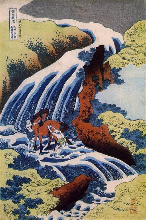 biography of hokusai japanese artist katsushika hokusai