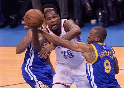 boom okc thunder lower boom on warriors to take game 4 toronto star