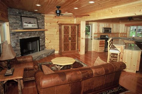 Log Home Decorating Photos Log Cabins Log Homes Modular Log Cabins Blue Ridge Log Cabins