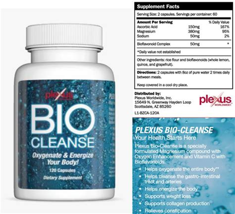 Plexus Detox by Hisgraceissufficienthealth