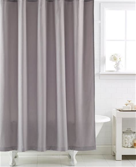 Martha Stewart Shower Curtains by Martha Stewart Collection Micro Shower Curtain