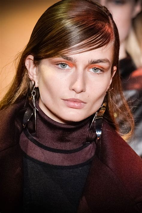 Fall Hairstyles 2016 by Runways Pfw Fall 2016 Best Hairstyles Hairstyles 2017