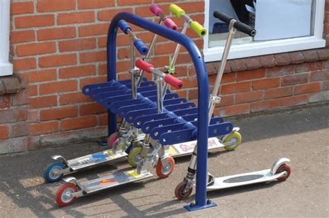 Razor Scooter Storage Rack by The 25 Best Ideas About Scooter Storage On
