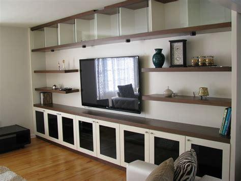 25 wonderful bookcases entertainment centers yvotube com