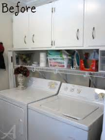 Utility Room Organization by Getting Organized The Laundry Room Tips And Tricks