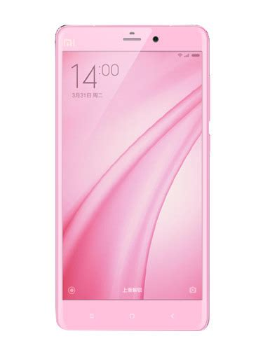 pink mobile phone xiaomi mi note pink edition price in india mi note pink