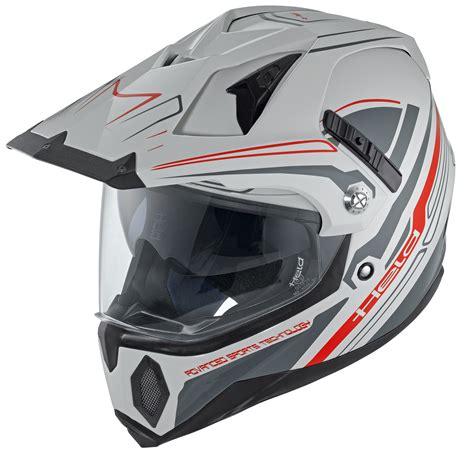 Enduro Motorradbekleidung by Held Makan Endurohelm Cross Enduro Helme Helme