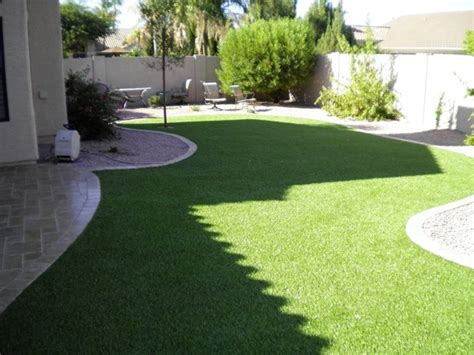 Big Backyard Landscaping Ideas by Tiled Patio And Grass A Big Backyard Is A Must D
