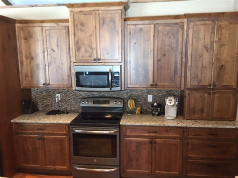 alder wood cabinets kitchen valley custom cabinets rustic knotty alder cabinets stillwater mn