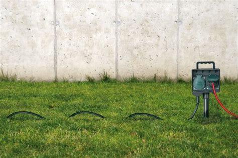 Wassergefäße Für Den Garten by Brennenstuhl Gartensteckdose Mit Erdspie 223 Ip44 4 Fach 1 4m