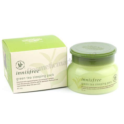 Innisfree Greentea Sleeping Pack innisfree green tea sleeping pack 80ml new upgrade free