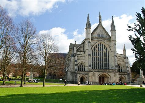 winchester named the best place to live in britain aol winchester named the best place to live