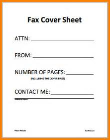 5 basic fax cover sheet nypd resume