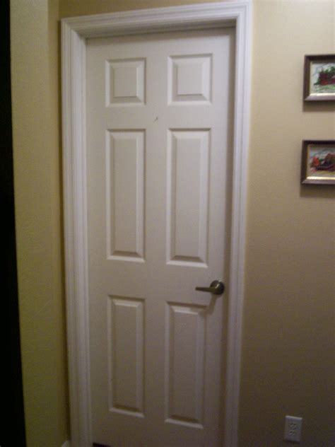 hung interior doors installing a prehung door in five easy steps