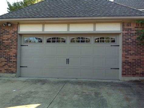 Coach House Garage Doors Carriage Style Garage Door Inside Carriage Garage Doors Ward Log Homes