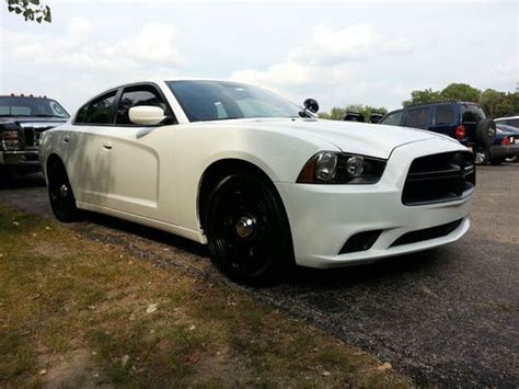 Buy used 2012 Dodge Charger Pursuit Police Interceptor