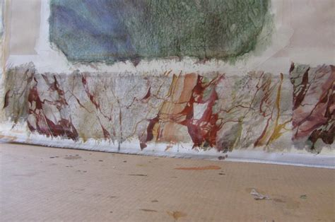 how to faux paint marble versailles class from the studio of finkelstein