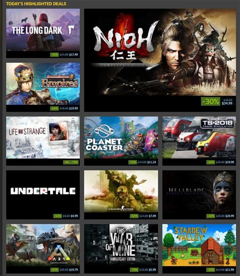 new year steam sale 2018 steam lunar new year sale is live with discounts on