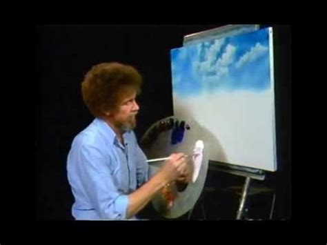bob ross paintings clouds bob ross painting clouds v i d e o
