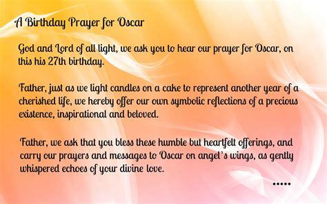 Birthday Prayer For by Christian Birthday Prayers Quotes Quotesgram