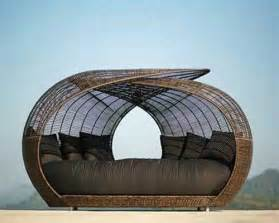 daybeds patio furniture home decor homes: cool outdoor furniture for summer by lifeshop collection