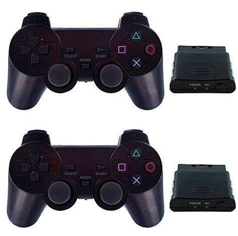 Multi Wireless Gamepad 24g For Ps2 Ps3 Pc Windows Android 2 wireless dual shock gamepad joystick controller for sony playstation 2 ps2