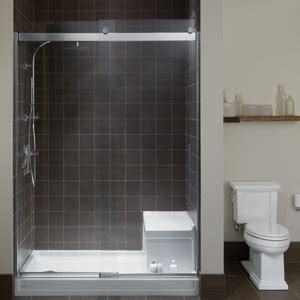 kohler levity shower door installation kohler k 706000 l mx levity bypass bath door with handle