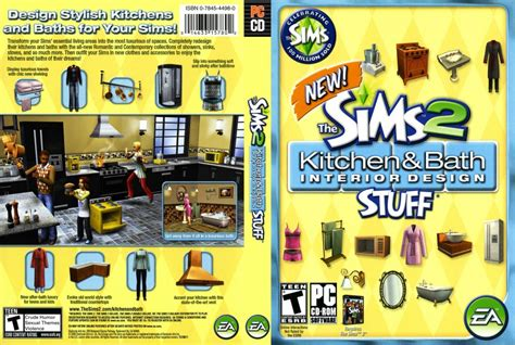 The Sims 2 Kitchen And Bath Interior Design The Sims 2 Kitchen And Bath Interior Design Stuff Pc