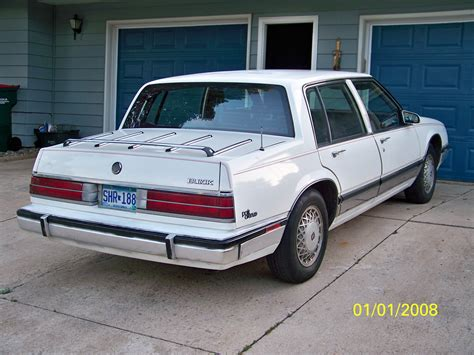 1989 buick electra information and photos momentcar