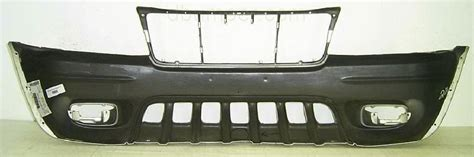 2003 Jeep Grand Rear Bumper Quality Bumper Front Bumper Cover For 2001 2003
