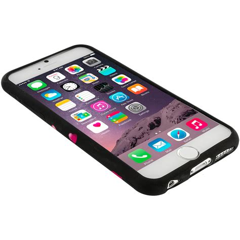 New Iphone 7 Unique 3d Cover Tpu Soft 114107 Murah for apple iphone 6 4 7 tpu design silicone rubber soft skin cover ebay