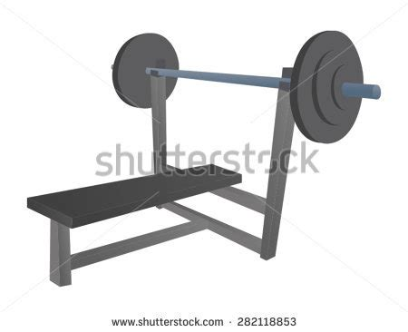 bench press picture bench press stock photos images pictures shutterstock