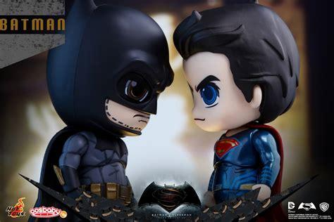 Cosbaby Batman Vs Superman Kws more new batman v superman cosbaby figures by toys