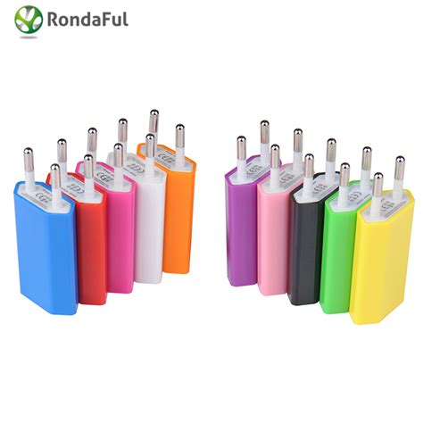 chargers home travel eu usb wall charger home wall ac charger