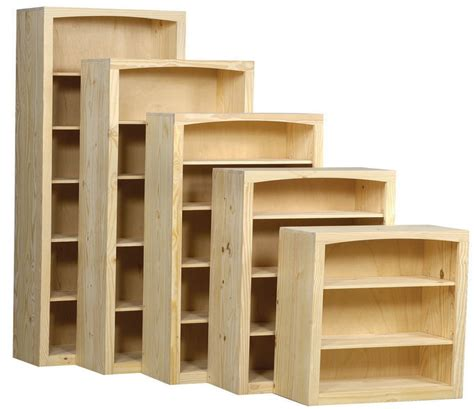 face frame bookcase 36 quot width
