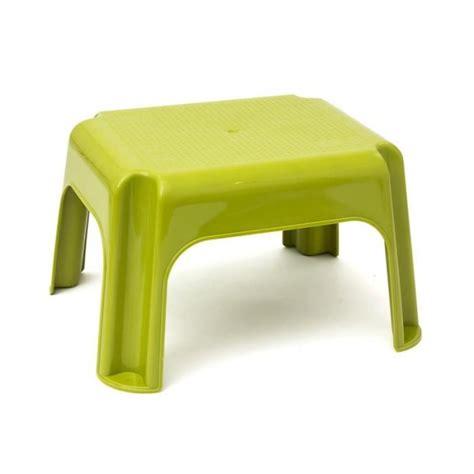 Marche Pied Tabouret by Tabouret Marche Pied Table Basse De Jardin Achat Vente
