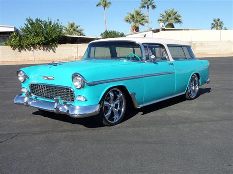 nomad car 1955 1955 chevrolet nomad wagon 162815