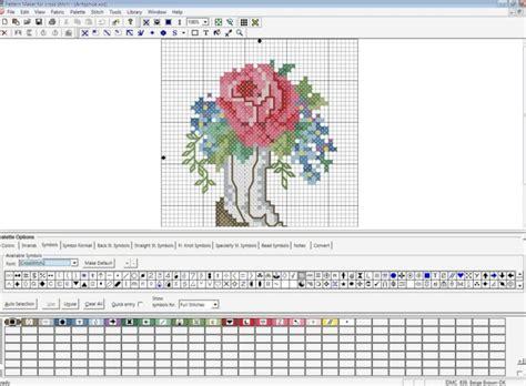cross stitch pattern design your own free free cross stitch patterns
