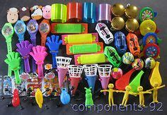 best christmas cracker prizes bag toys favours on bags bouncy and