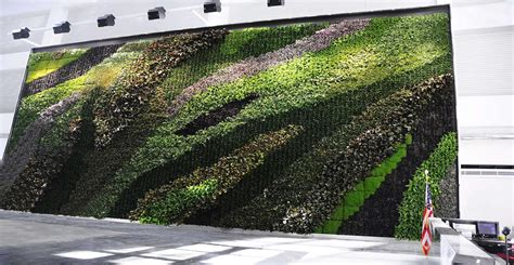 How To Make Vertical Garden Indoor Living Wall - seeing green a critical look at green architecture muse