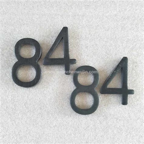hot rolled steel letters sted carbon steel small metal letters and numbers