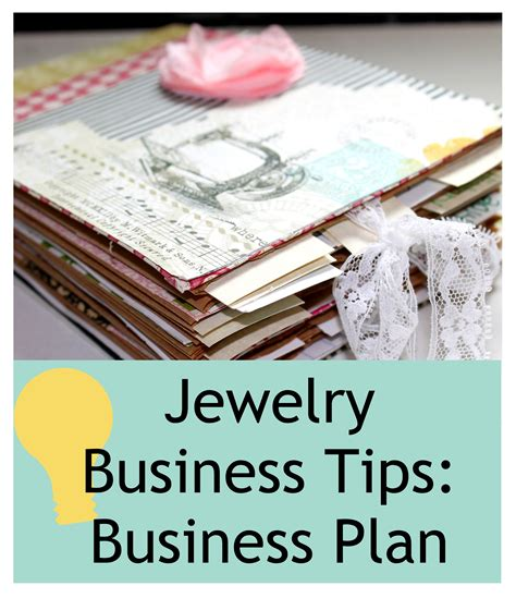 business plan emerging creatively jewelry tutorials