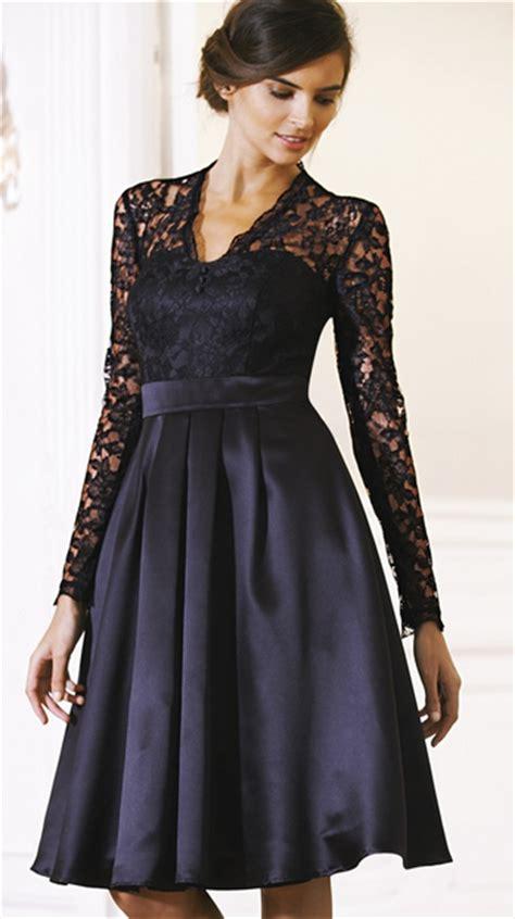 Dress Brokat 6 model dress kebaya remaja masa kini gebeet
