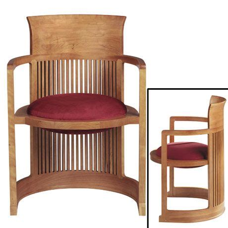 wohnkult eggenfelden frank lloyd wright barrel chair frank lloyd wright