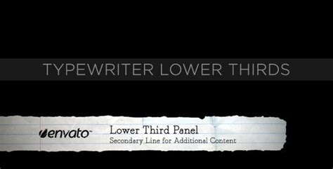 premiere lower third templates adobe premiere lower thirds arabravenous
