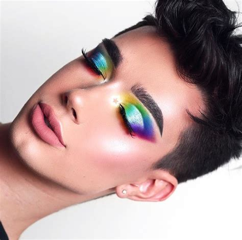 james charles palette name of shades when does james charles morphe palette come out revelist