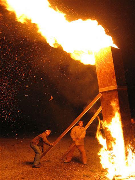 Chimney Extinguisher Log - chimney fires mohlermasonryblog
