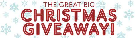 Xmas Giveaway - huge christmas giveaway