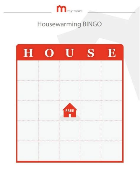 printable housewarming bingo cards housewarming bingo housewarming pinterest