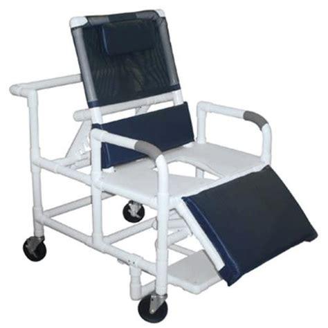 pvc reclining shower chair graham field lumex pvc reclining shower chair shower chairs